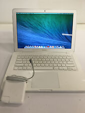 MacBook 13-inch (Mid 2010) 2.4GHz Intel Core2 Duo 4GB 250GB DVDRW MacOS 10.9.4