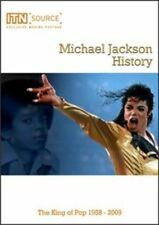 Michael Jackson History The King of Pop 1958 2009 5060082513770 DVD Region 2