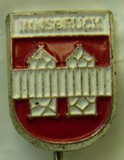 Innsbruck used Hat Lapel Pin Tie Tac HP2151