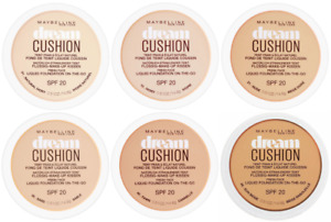 Maybelline DREAM CUSHION Fresh Face Foundation SPF20- Choose Your Shade NEW