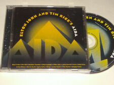 'AIDA' 1999 UK Compilation CD Album - Elton John, Spice Girls, Janet Jackson