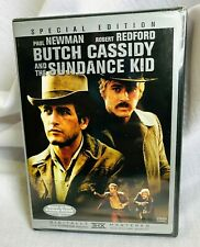 Butch Cassidy and the Sundance Kid Newman & Redford Special Edition Dvd New