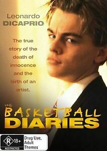 BASKETBALL DIARIES DVD Leonardo DiCaprio Biography Crime Movie - R18+ REGION 4