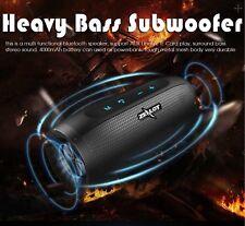 Zealot IP4 Waterproof 3D Stereo Sound Bluetooth Speaker