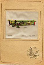 1935 Regia Accademia Aeronautica Militare - aereo Caproni Ca 133 - depliant