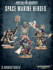 Space Marine Heroes - Games Workshop Warhmmer 40.000