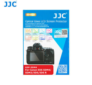JJC Optical Glass LCD Screen Protector for CANON 5DM4,5DM3,5DS,5DS R,5D MARK IV