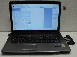17,3 zoll windows 10 Notebook Medion Akoya P7818 mit SSD sofort einsatzbereit