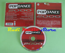 CD POP DANCE 2000 compilation 2000 PIERO PELù PLANET FUNK PREZIOSO (C22*) no mc