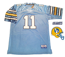 Oakland Invaders USFL Jersey Customized United States Football League