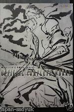 JAPAN Sengoku Basara 2 Heroes Official Complete Works art book