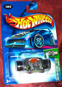 Hot Wheels 2004 ZAMAC Fatbax Silhouette FE #62 /100