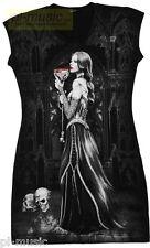 = women's tunic PRIESTESS - size XL tunika damska gothic