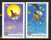 HUNGARY - 1991.Europa/Space Ulysses and Cassini-Huygens Probe MNH! Mi 4133-4134