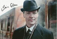 IAIN GLEN Signed 12x8 Photo DOWNTON ABBEY & GAME OF THRONES   COA