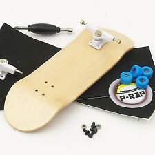 P-Rep WIDE 32mm Basic Complete Wooden Fingerboard -Maple with Bearings and Nuts