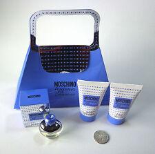 MOSCHINO Toujours Glamour Gift Set Women 5ml EDT, Body Lotion & Shower Gel 3 pcs