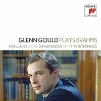 Glenn Gould - Glenn Gould Plays Brahms: 4 Ballades Op. 10; 2 [CD]