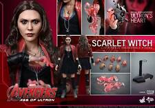 HOT TOYS MMS301 AVENGERS AGE OF ULTRON SCARLET WITCH 1/6