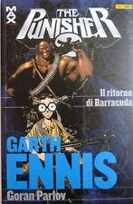 The Punisher: Il ritorno di Barracuda Garth Ennis Collection Panini Com. (MA10)
