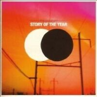"""STORY OF THE YEAR """"THE CONSTANT"""" CD PUNK NEW+"""