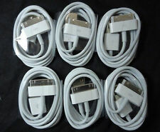 6 x USB Sync Data Charging Charger Cable Cord for Apple iPhone 4 4S 4G 4th IPOD