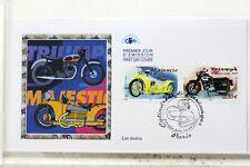 MAJESTIC TRIUMPH FRANCE enveloppe 1er JOUR cover FDC X858