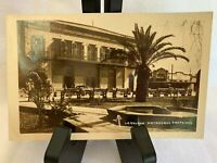 Rare Vintage Postcard - 1954 Rare Stamping - Mexico Cent - Used