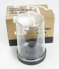 NIKON BOX AND BUBBLE ONLY FOR 55/3.5 MICRO NIKKOR/171589