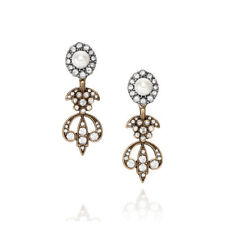 Chloe and Isabel Souviens Convertible Drop Earrings E392SGP - NEW