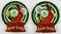 RARE AUTHENTIC DISNEY Haunted Mansion Piece of History Leota LE Pin 65318 #