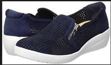 BNWOB Anne Klein Sport Women's Yaris Navy Fashion Sneakers 9M VHTF SOLD OUT