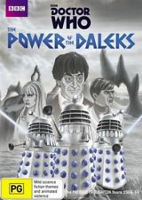 DOCTOR WHO- THE POWER OF THE DALEKS - Patrick Troughton - 2017 DVD Release