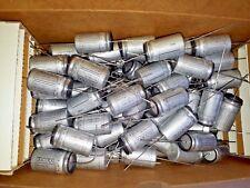 100pcs RIFA 220uF 40v PEG 124 HI END AXIAL VERY LONG LIFE CAPS FOR AUDIO ! 125C!
