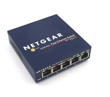 NETGEAR ProSAFE FS105 5-Port Fast Ethernet Switch (FS105) 5 Port