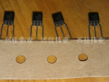10PC Neu 2N5089 Transistor Silicon NPN - CASE: TO92