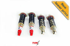 Function and Form Type 1 Coilovers 1989-2005 Mazda Miata NA NB