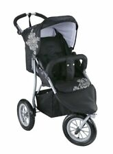 Knorr-baby 883930 - Passeggino Joggy S colore Bianco/ Nero