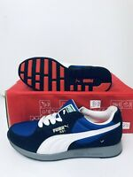 Puma RS1 Navy- White Mens shoes size 7 New In Box