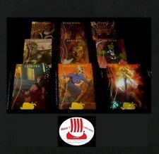 Marvel Masterpieces 2 Fleer Heroines Set | Upper Deck 2008 1:4.5 Pack Ratio