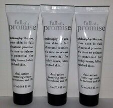 Philosophy full of promise dual-action restoring Cream for volume and lift 0.4oz
