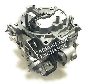 1973~1974 Cadillac Remanufactured Rochester 4 Barrel Quadrajet Carburetor 4MV