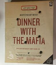 Dinner With The Mafia - Dinner Party Kit