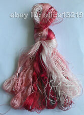 Chinese 100%real natural mulberry silk,hand-dyed embroidery silk floss/thread