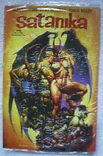 Glenn Danzig: Satanika 1: Variant Cover Edition (geprägtes Titelbild), neu, ovp