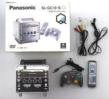(Free Shipping) Panasonic Game Cube Q Console System SL-GC 10 BOX Nintendo Japan