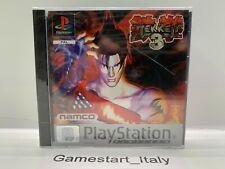Gioco Sony Ps1 - Tekken 3 Platinum Sces-01237