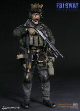 DAM Toys Elite Series US FBI SWAT TEAM AGENT - SAN DIEGO MIDNIGHT OPS 1/6 Figure