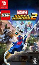 Nintendo SWITCH Spiel ***** Lego Marvel Superheroes 2 ****************NEU*NEW*55