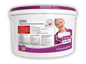 Vlieskleber PROFHOME Fertig-Kleber für Malervlies Renoviervlies 5 - 160 kg